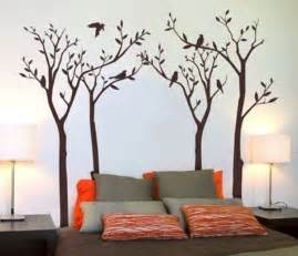 wall paint stickers come decorare una parete tante idee tra stencil e pittura