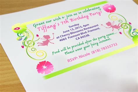 how to make birthday invitation cards make an invitation card festival tech