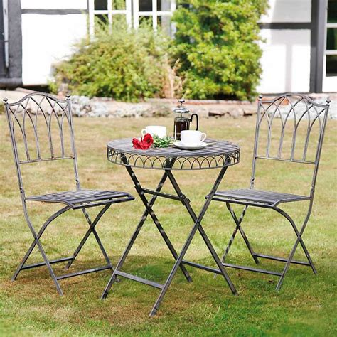 Garden Bistro Table 20 Ideas About Garden Table And Chairs Mybktouch