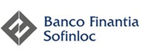 banco sofinloc bancos bancos listado de bancos comparativa de