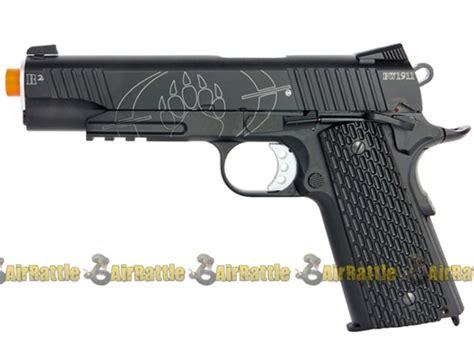 Water Gun Iron Pistol Air 250503 blackwater 1911 r2 metal co2 airsoft pistol airrattle