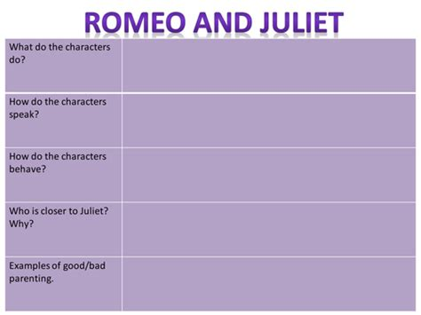 romeo and juliet themes quiz natwest87 s shop teaching resources tes