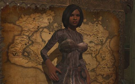 body tattoo mod skyrim modesty chainmail and undergarments body tattoos for