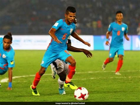 Football Industries Mba Review by Fifa U 17 World Cup Twitterati Applaud Indian Colts