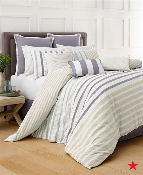 seersucker comforter refresh your bedroom with this striped beauty from the