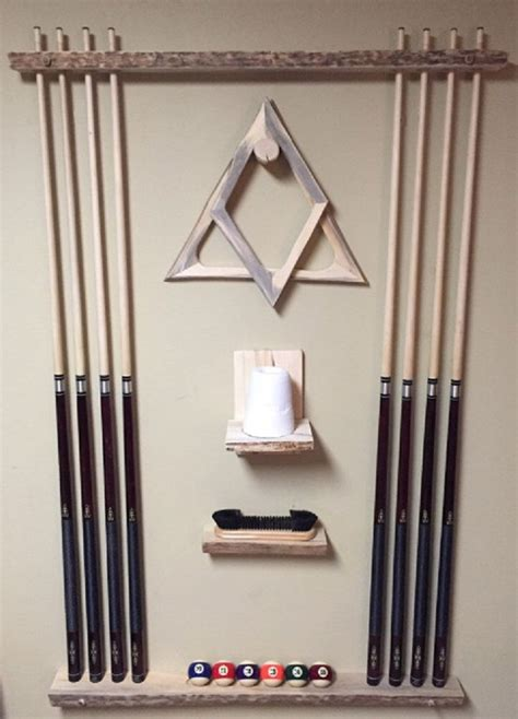 Diy Pool Cue Rack by Best 20 Pool Cue Racks Ideas On Pool Cues Pool Table Room And Diy Pool Table