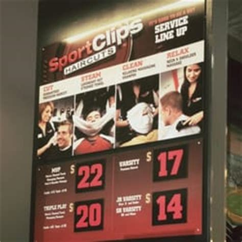 sport clips haircut prices sport clips barbers colorado springs co reviews
