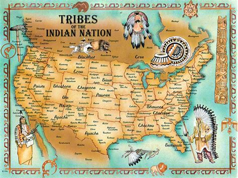 america map american tribes lost in the world of maps stephen liddell