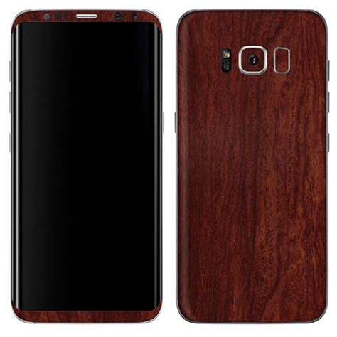 Samsung Galaxy S8 Wood Series Skins Wraps Slickwraps Note 8 Skin Template