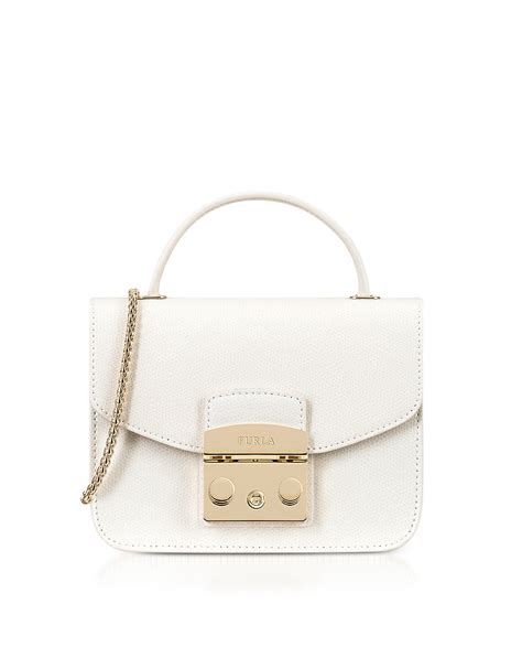 Furla Metropolis Top Handle Crossbody furla petalo metropolis mini top handle crossbody bag