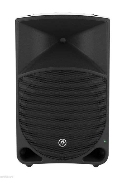 Paket Sound System Yamaha Speaker Mackie 15 Inch Original mackie thump 15 15 inch 1000w powered speaker system