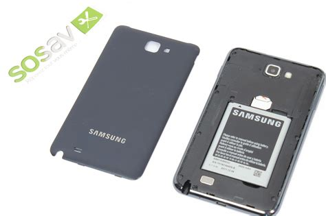 Casing Samsung Galaxy Note 8 One 1 7 Custom rear samsung galaxy note 1 repair free guide