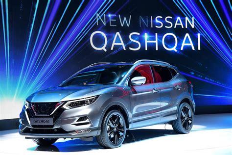 qashqai nissan 2018 facelifted 2018 nissan qashqai suv gets semi autonomous