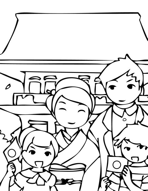 japanese artwork coloring pages coloring pages