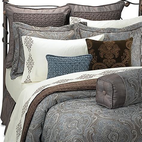 Robert Allen@Home Sebastian Comforter Set   Bed Bath & Beyond