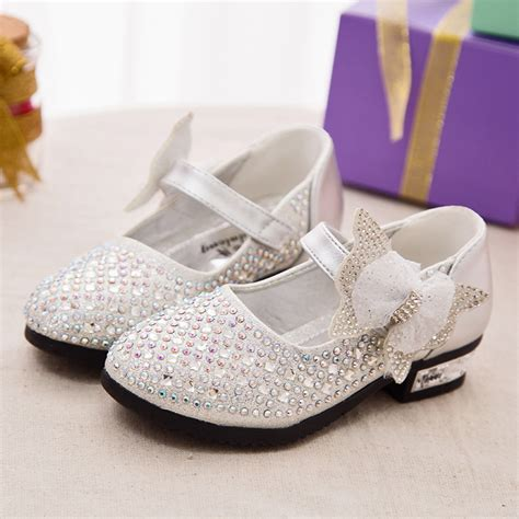 flower silver shoes flower silver shoes promotion shop for promotional