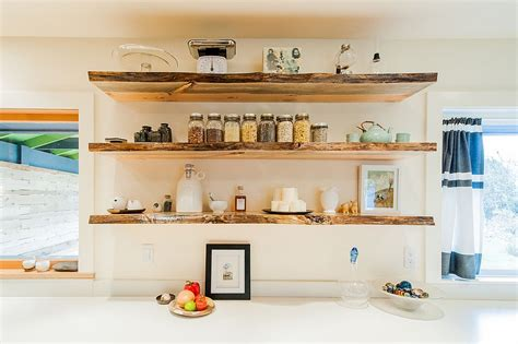 small kitchen open shelving open shelving to organize kitchen with touch of visual