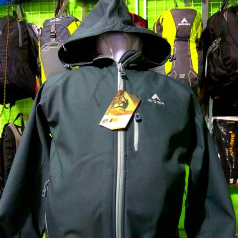 Jaket Touring Terlaris jual jaket bikers windproof eiger 30005 dgy original
