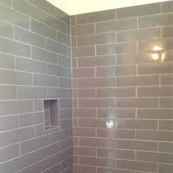 4x12 Subway Tile Finished The Maple Leaf Quot Sterling Gray Quot Matte 4x12 Subway