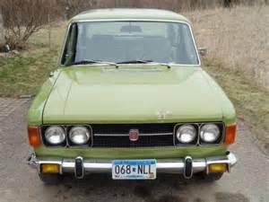 1972 Fiat 124 Special 1972 Fiat 124 Special Sedan No Reserve For Sale Photos