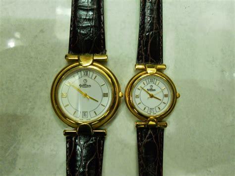 Christian Arden Quartz Jam Cewek vintage jam dulu jam antik jam lama sparepart jam sepasang goldlion clasic fashion quartz