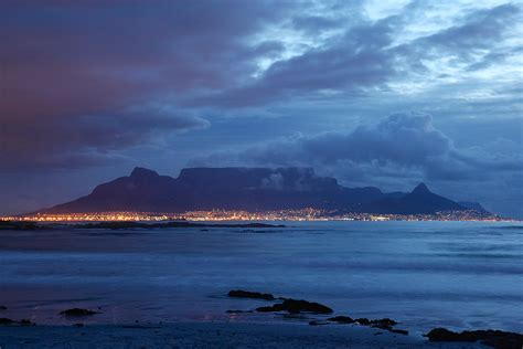 where is table mountain list of heritage in table mountain