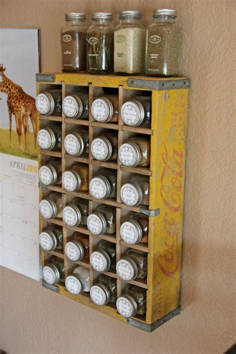 kitchen spice organization ideas kitchen organization upcycle that