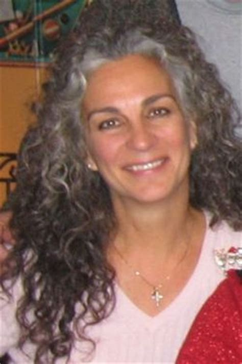 natural curly shoulder length gray hairstyles pinterest the world s catalog of ideas