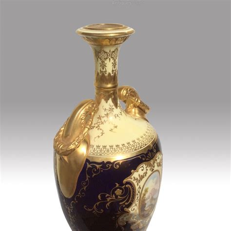 beautiful vases antiques atlas beautiful large pair of antique coalport vases