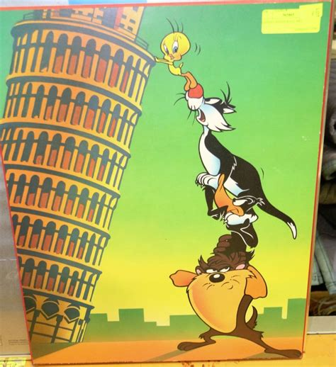 looney tunes painting looney tunes wall