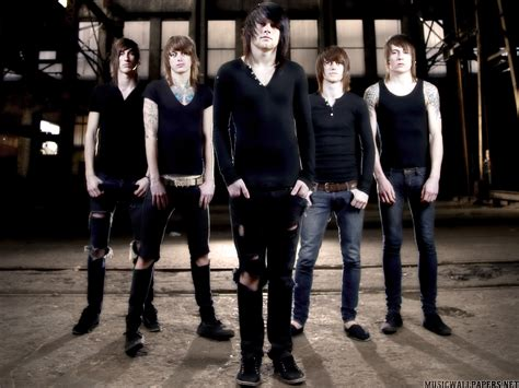 asking alexandria wallpaper all about music