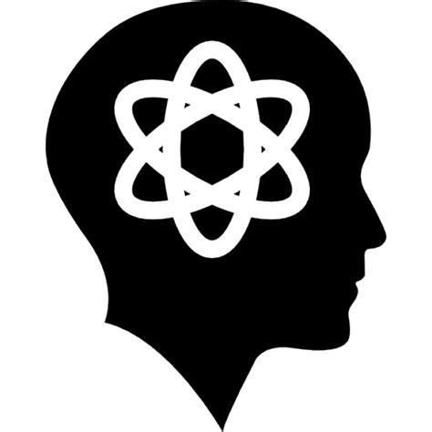 imagenes de simbolos cientificos cabeza calva con el s 237 mbolo de la ciencia descargar