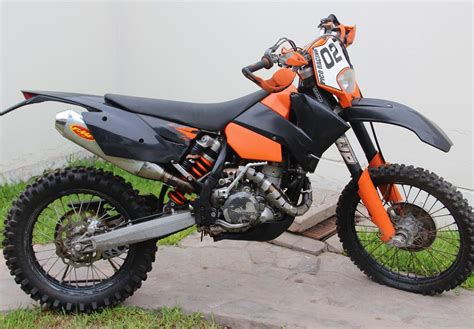 Ktm 525 Exc 2007 Venta Ktm 525 Exc 2007 Enduro