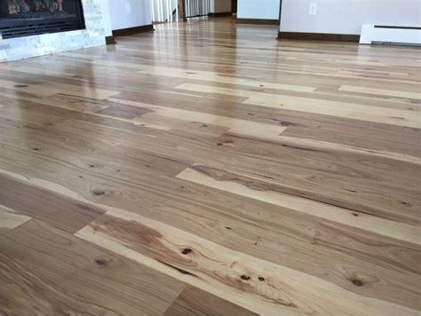 hickory hardwood flooring  boulder  floor crafters hardwood floor company