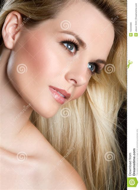 beautiful lady beautiful woman face stock photo image 15344300