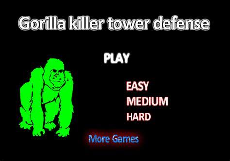 killer defense gorilla killer tower defense kostenlos spielen 187 tower