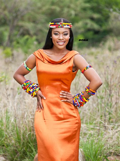 Up Close And Personal With Nomzamo Mbatha