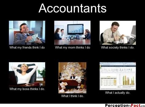 Communication Major Meme - accountants what people think i do what i really do