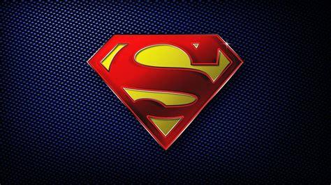 imagenes 4k superman new superman logo wallpapers wallpaper cave