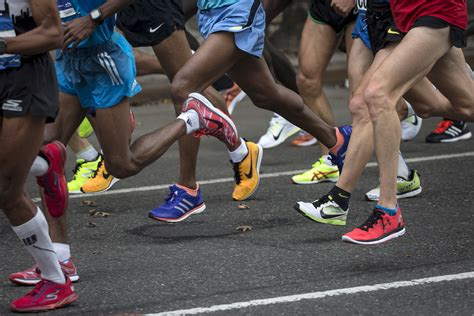 How From To Marathon by Runners Take New York City Marathon Titles