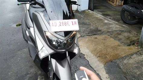 Alarm Motor Nmax remot alarm pnp motor yamaha nmax bisa stater remot