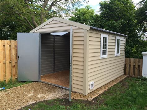 Non Wooden Garden Sheds Quality Garden Sheds Ireland At C S Sheds