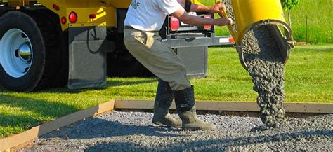 cost to pour concrete average concrete pouring prices