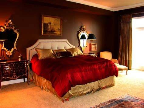 brown and red bedroom orange and grey bedroom white motive bedding brown