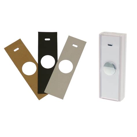 mp3 wirefree doorbell chime push scpush