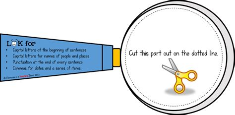 How To Make A Magnifying Glass Out Of Paper - confessions of a teaching junkie september 2014