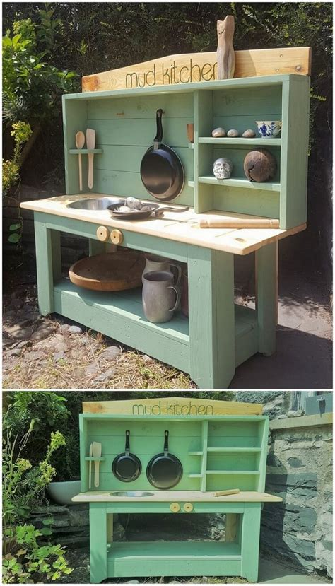 Decorating Kitchen Shelves Ideas diy ideas to reuse wood pallets and personalize home