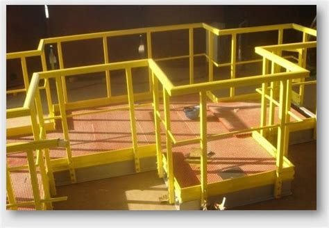 Grp Handrails grp handrails fiberglass handrails plastic handrail