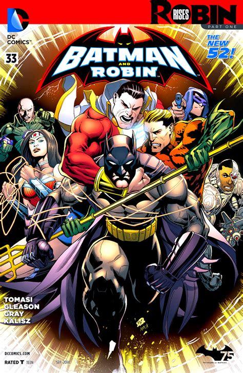 batman robin by j tomasi gleason omnibus batman and robin by j tomasi and gleason books batman and robin v2 comics66 thailand comics reader