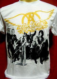 Aerosmith 31 T Shirt Size M girly t shirts on rock bands guns n roses and tank tops